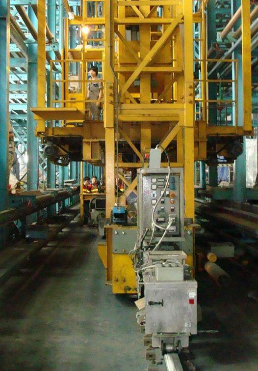 Crane Rail Grinding Service